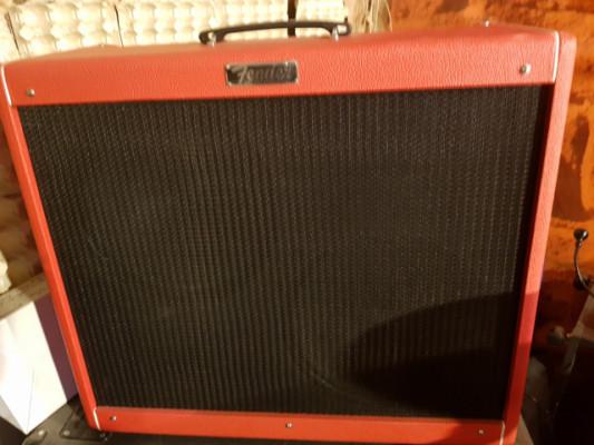 Fender Red October Hot Rod Deville 212 III