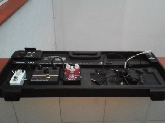 pedalboard +pedales