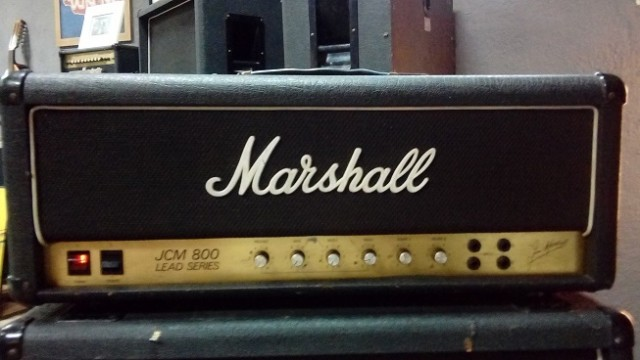 Amplificador MARSHALL JCM800 Model 1959