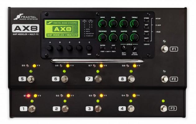 Fractal Audio AX8 URGENTE