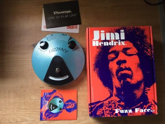 Dunlop Fuzz Face JH F1 Jimi Hendrix [Envío incluido]