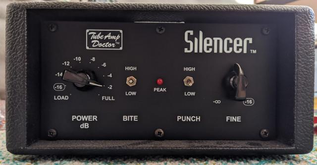 TAD Silencer Atenuador // REBAJADO
