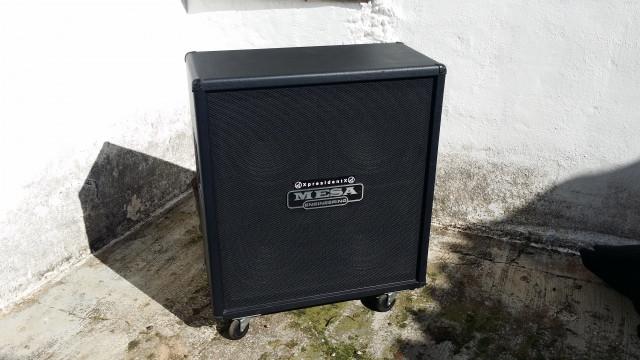 Pantalla Mesa boogie 4x12 Oversized [RESERVADA]