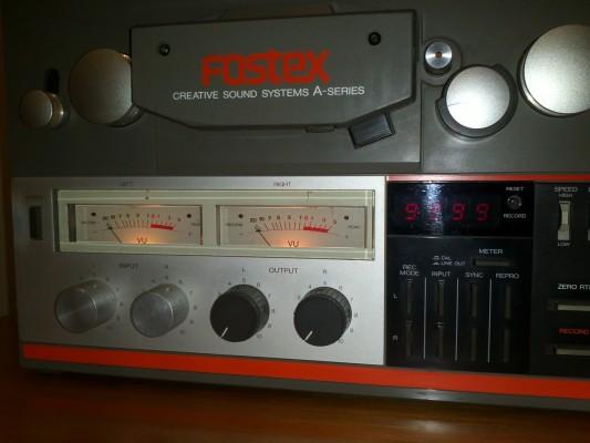 "Fostex A-2 1/4"" Stereo x 180€"