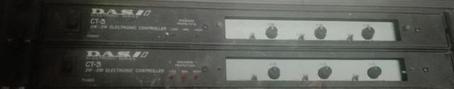 Pareja Crossovers DAS CT-3