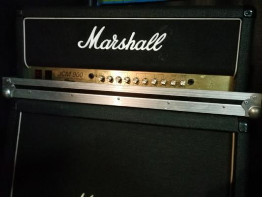 Marshall jcm 900 high dual reverb