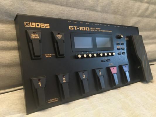 BOSS GT-100 NUEVA
