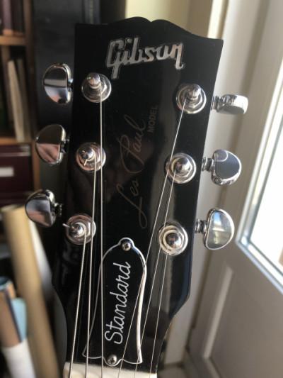 Gibson Les Paul Standard Ebony (1998)