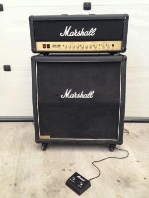 MARSHALL JCM2000 DSL (Ingles) + Pantalla JCM800 Series
