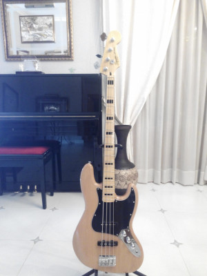 Fender SQ Jazz Bass Vintage mod 70