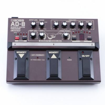 Boss AD-8 Procesador de acústica