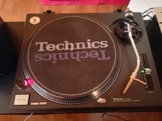 Vendo TECHNICS 1210 MK2