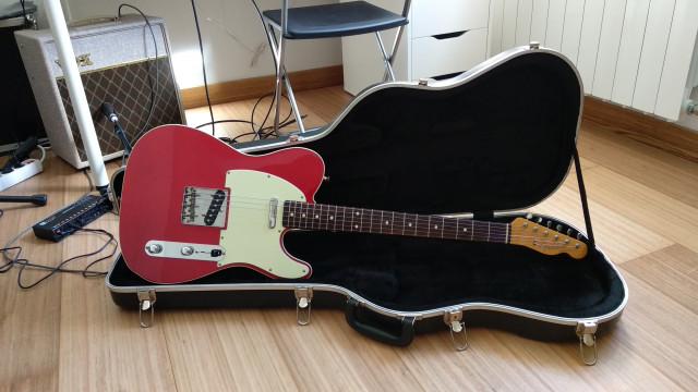 Fender  Telecaster Custom 62 Japan TL62B-75TX