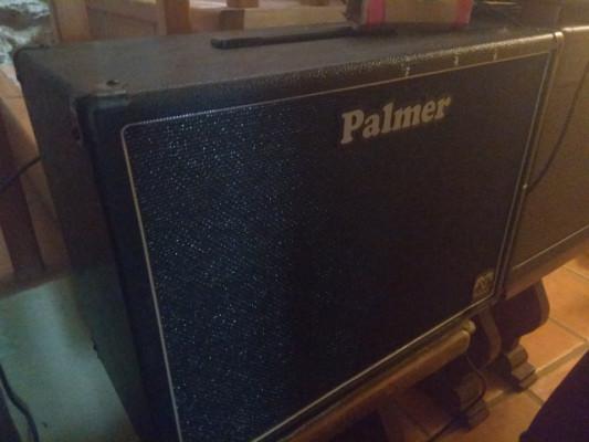 Palmer 1x12 open back 85 euros o 120 con Celestion Seventy 80
