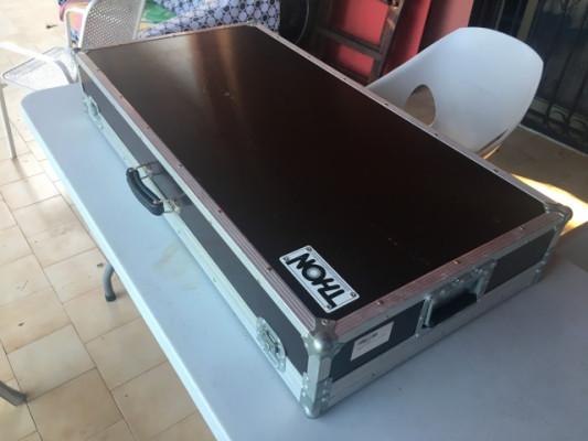 THON Pedalboard Flight Case Large Caja de Transporte para Pedalera grande