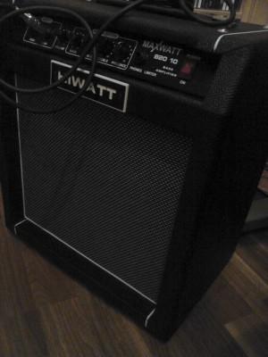 Ampli / Combo Bajo HIWATT MAXWATT B20 10