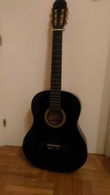Guitarra Memphis Negra