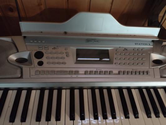 teclado . teclas contrapesadas  CAMBIO por guitarra