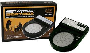 Stylophone beat box