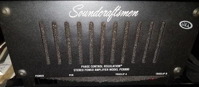 SOUNDCRAFSMEN PCR800