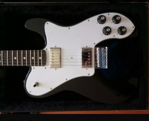 Fender Telecaster Deluxe Signature Chris Shiflett