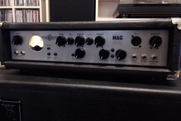 Ashdown Toneman MAG 300 + Pantalla 4x10 (Rebaja)