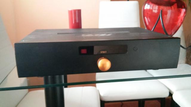 Vendo/cambio previo hifi High end Thule audio