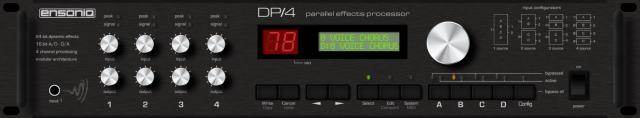 Ensoniq DP/4+  o.  Eventide H3000 D/SE