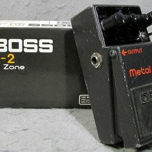 Boss metal zone MT-2 por 35 euros