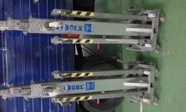 WORK LW-290 carga max.290Kg Alt.6,60m