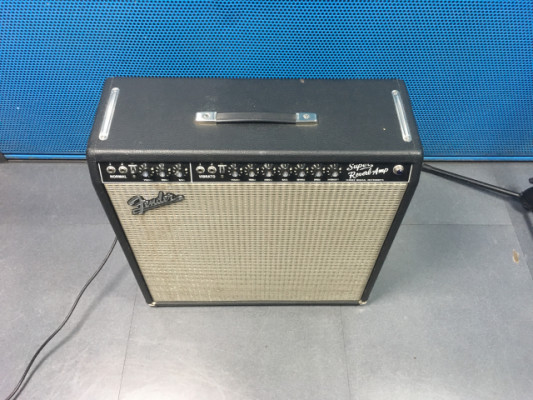 Fender Super Reverb 65' reissue + Flight Case