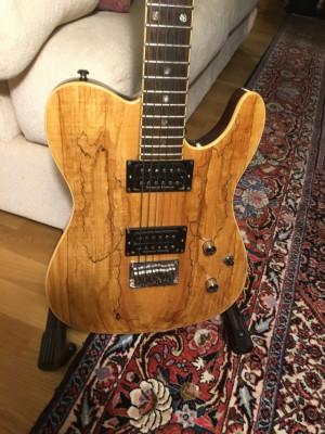 Fender Custom FMT HH tele