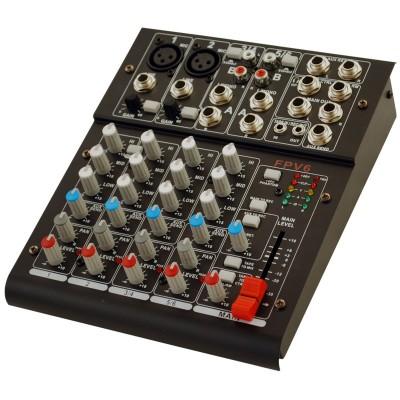 mesa de mezcla FVP6