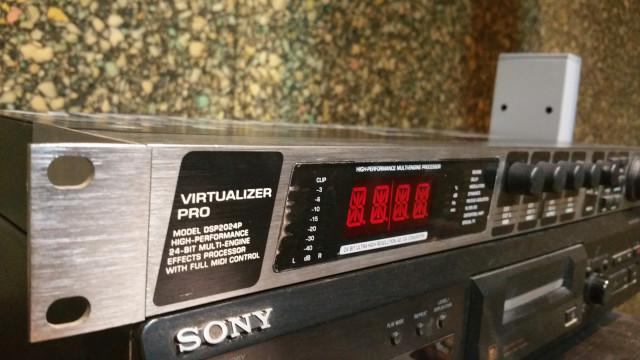 Behringer Virtualizer Pro DSP 2024P