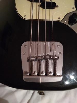 Compro puente para bajo eléctrico Fender Mustang bass c
