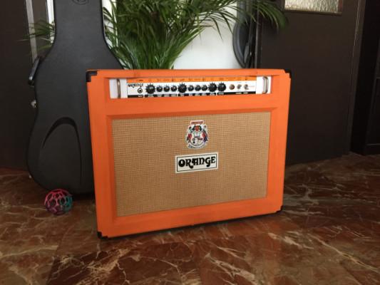 **RESERVADO** Orange Rockerverb 50 MKII Combo 2x12