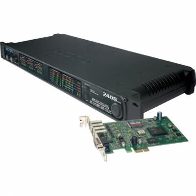 MOTU 2408MK3 + PCIe424
