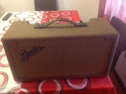 AUTENTICA Reverb Fender del 63 vintage