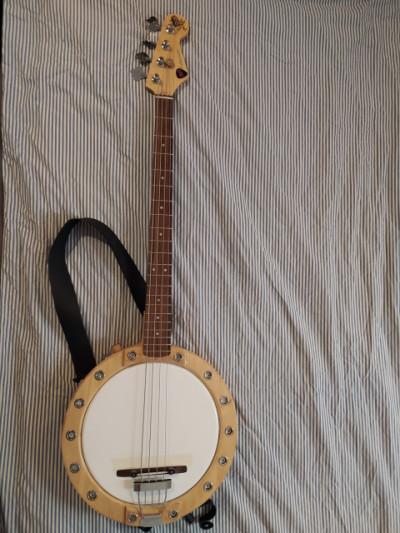 Banjo Bajo artesano