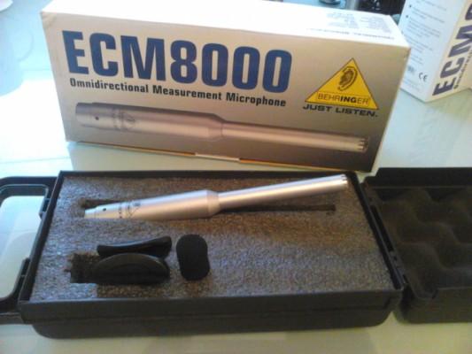 RESERVADO - Behringer ECM 8000