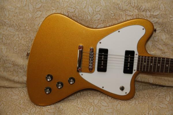 Eastwood Stormbird Gold, Reverse Firebird.