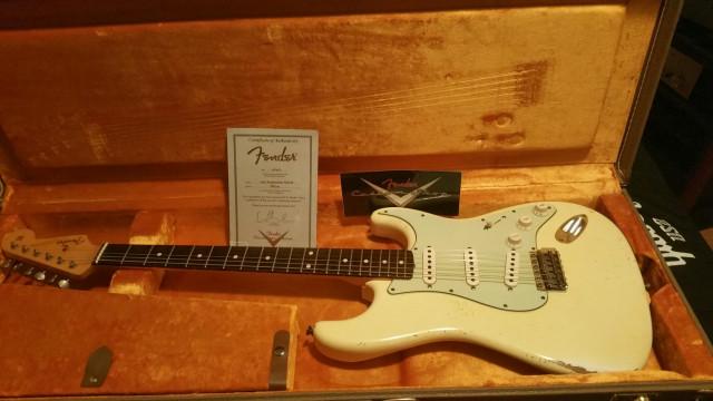 Fender Stratocaster custom 60 relic