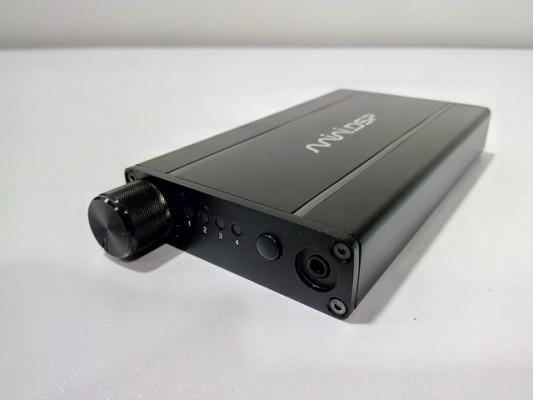 Amplificador portátil de auriculares miniDSP HA-DSP