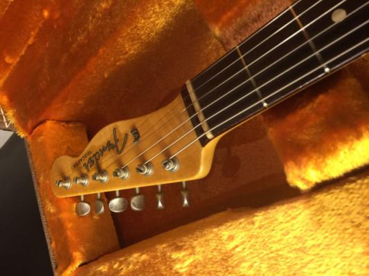 Fender Telecaster '59 Custom Shop Namm'15