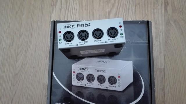 USB Midi Interface