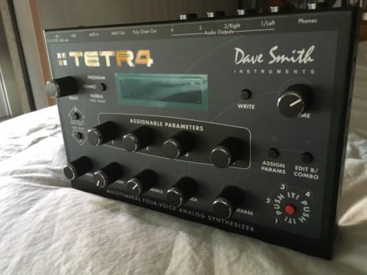 DSI Tetra prácticamente nuevo