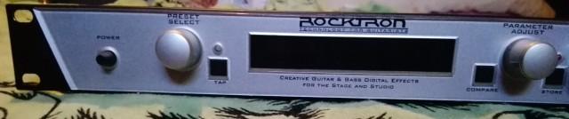 Procesador de efectos Rocktron Xpression