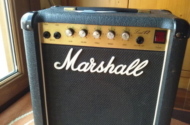 MARSHALL LEAD 12 averiado