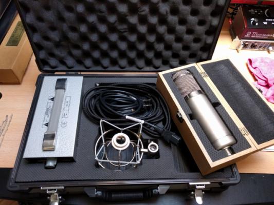 Microfono Peluso 2247SE