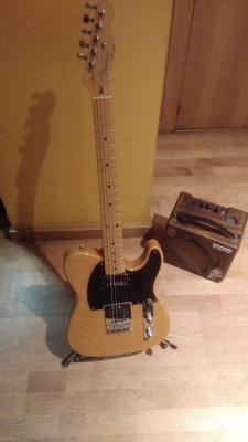 FENDER JAPAN TELECASTER TL52-SPL, KEITH RICHARDS STYLE.